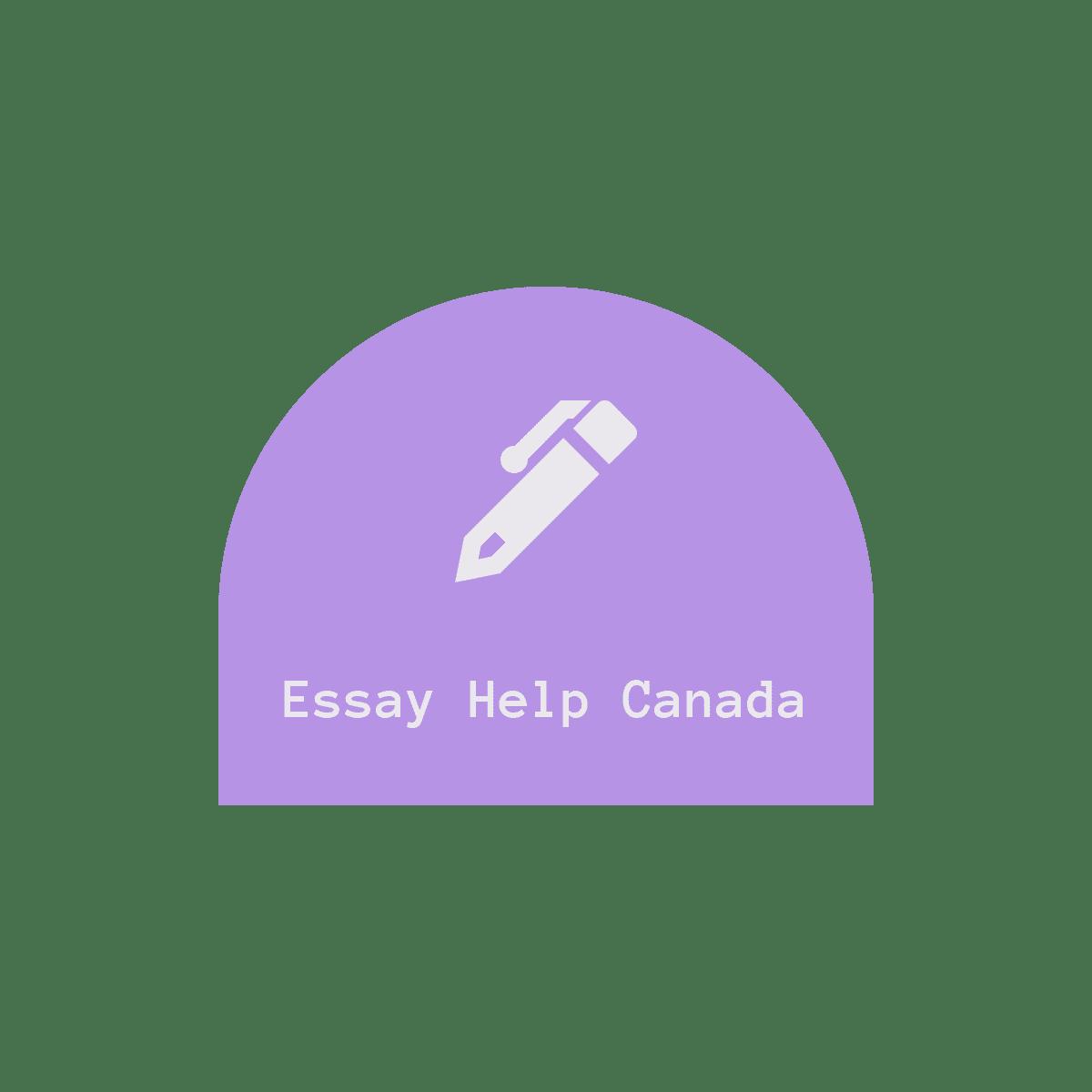 Essay Help Canada